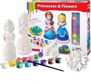 Набор Сделай Сам Разукрась принцесс DIY-222