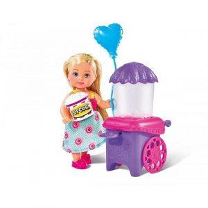 Кукла Еви делает попкорн 12см 5738058