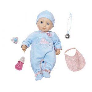 Интерактивная кукла Baby Annabell Мальчик многофункциональная 794-654