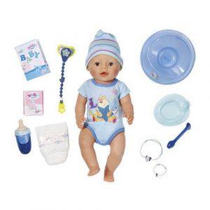 Интерактивная кукла BABY born Мальчик 43 см 822-012