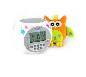 Игрушка проектор звездного неба OLLY с совой Roxy-Kids R-AC299