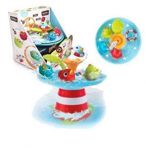 Музыкальная игрушка фонтан Утиные гонки 40138