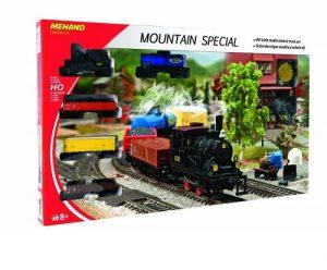 Железная дорога Mehano Mountain Special T112