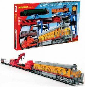 Железная дорога Mehano Wrecker Crane T741