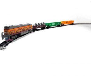 Железная дорога Mehano Cargo Train с ландшафтом T113