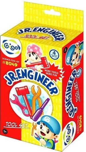 Инструменты JR Engineer Tool Set 8049