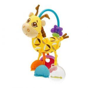Игрушка погремушка мягкая Жираф 07157.000.000
