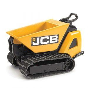 Bruder Гусеничный перевозчик сыпучих грузов JCB Dumpster HTD-5 62-005