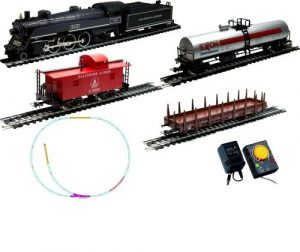 Железная дорога Mehano Prestige паравоз (4-6-2) с 3-мя вогонами