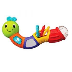 B kids Игрушка гусеница Крути и играй 005129