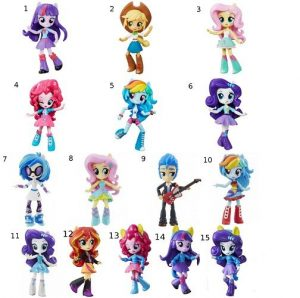 My Little Pony Equestria Girls мини кукла в асс В4903