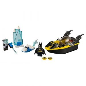Игрушка LEGO Juniors Бэтмен против Мистера Фриза 10737