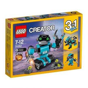Игрушка LEGO Creator Робот-исследователь 31062