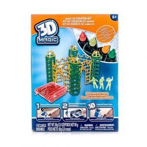 Набор 3D Magic для создания боевой крепости 83003