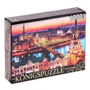 Пазл Konigspuzzle Россия Йошкар Ола 1000 элементов ГИК1000-6534