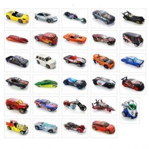 Hot wheels Серия базовых моделей автомобилей 5785 ТНТ
