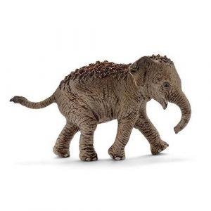 SCHLEICH Азиатский слон детеныш 14755
