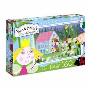 Ben & Holly Пазл 160А Идем в гости 02861