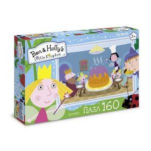 Ben & Holly Пазл 160А Праздничный торт 02864
