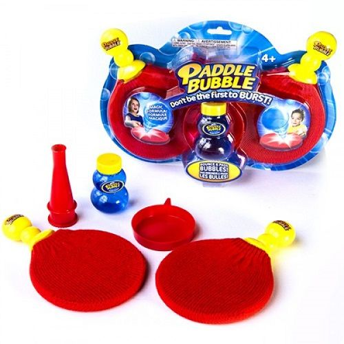 Paddle Bubble Мыльные пузыри 60 мл с набором ракеток 278213
