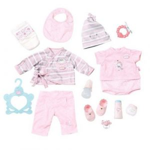 Игрушка Baby Annabell Супернабор с одеждой и аксесс 700-181