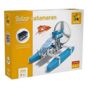 Катамаран на солнечной энергии Solar Catamaran 7398