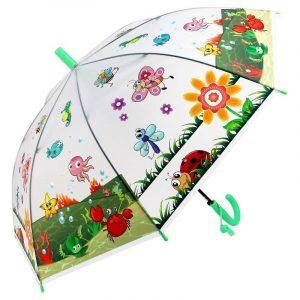 Зонт Ami&Co Лето 49см прозрачный 42452