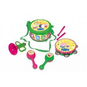 Набор музыкальных инструментов Peppa Pig 31423