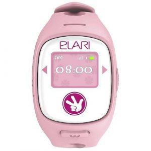 Часы телефон Fixitime 2 розовые FT-201