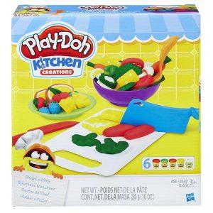 Игровой набор Play-Doh Приготовь и нарежь на дольки В9012