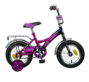 Велосипед Novatrack 12 FR-10 фиолетовый 075708