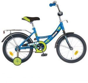 Велосипед Novatrack 14 URBAN синий
