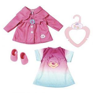 Игрушка BABY born Комплект одежды для прогулки 32 см 823-477