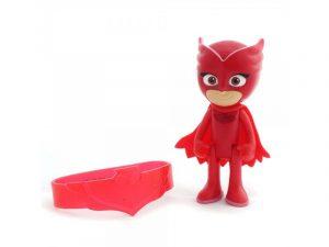 Игровой набор фигурка 8см со светом браслет Алетт PJ masks 32616