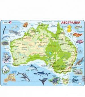 LARSEN А31 Животные Австралии 85857