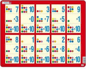 LARSEN AR13 Сложение 1-10с 78587