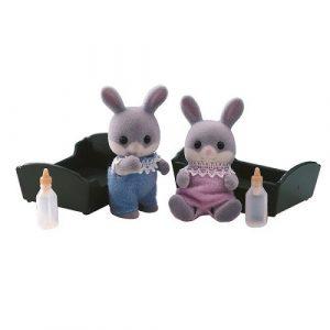 Игровой набор Sylvanian Families Малыш Серый Кролик 3405 5064