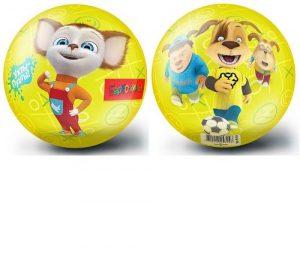 Мяч 15 см Барбоскины желтый 81514FT