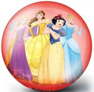 Мяч 15 см Принцессы розовый 81504FT