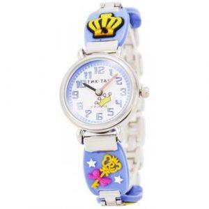 Часы наручные Тик-Так золотой ключик Н108-3