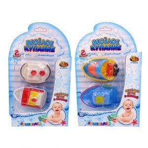 Веселое купание Катер брызгалка для ванной в наборе 2 шт