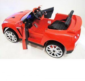 Детский электромобиль Nissan GT-R Х333ХХ красный