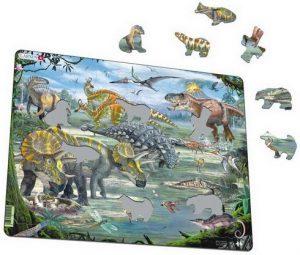 LARSEN FH31 Динозавры