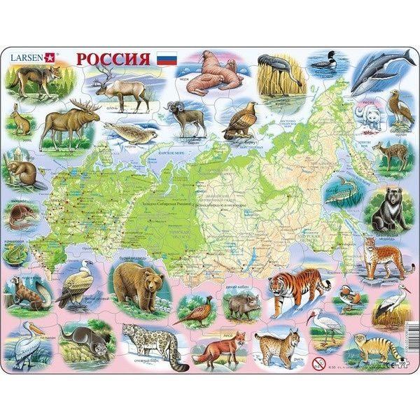 LARSEN K50 Россия русский