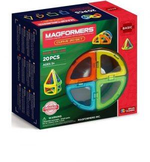 Магнитный конструктор Magformers Curve 20 701010