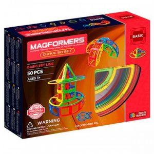 Магнитный конструктор Magformers Curve 50 701012