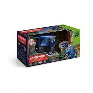 Магнитный конструктор Magformers Dino Rano Set 15P 716003