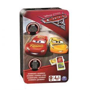 Игра Spin Master домино Disney Тачки 3 6035600