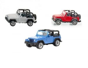 SIKU машина Jeep Wrangler 1342