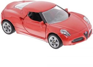 SIKU Машина Alfa Romeo 4c 1451